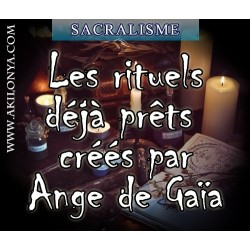Rituel de purification de...