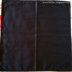 Black altar tablecloth