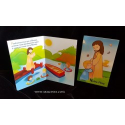 """Child Booklet Prayer """"Our..."""