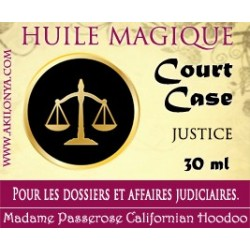 Oil Court Case (Justice)
