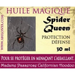 Spider Queen Oil (Defence...