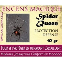 Spider Queen encens...