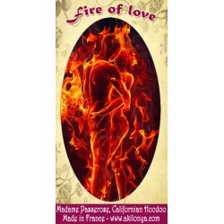 7 days Fire of love...