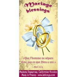 7 days Mariage blessings...