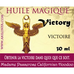 Huile Victory (Victoire)