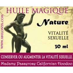 Nature Oil (Sexual Vitality)