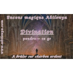 Divination Incense and...