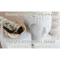 Incense Purification of the...