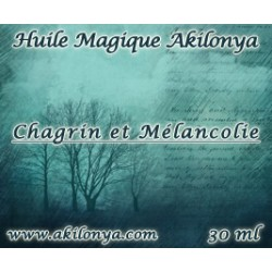 Chagrin and Melancholy Oil