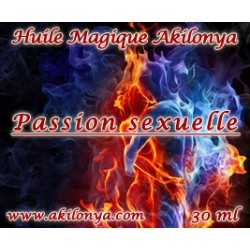 Sexual Passion Oil
