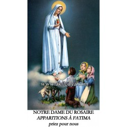 Neuvaine Our Lady of Fatima