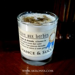 copy of Votives aux herbes...