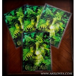 Beltane - Green Man (carte...