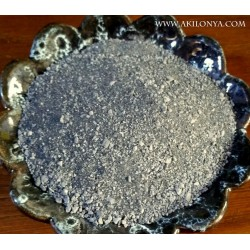 Lava sand for incense-burning