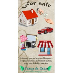 7 days For sale (pour...
