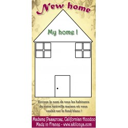 7 days New home (pour...